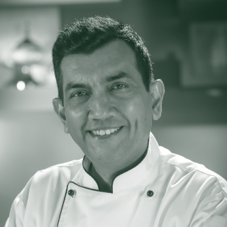 Chef. Sanjeev Kapoor