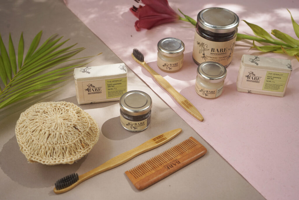 Bare Necessities products