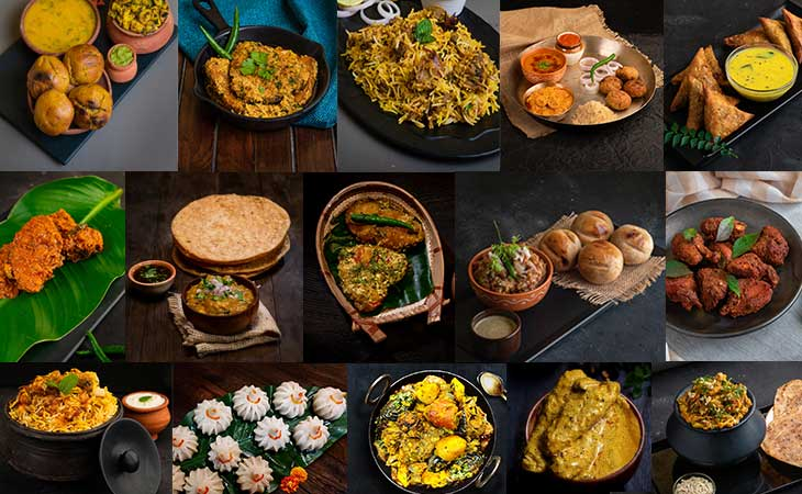 Traditional and native delicacies
