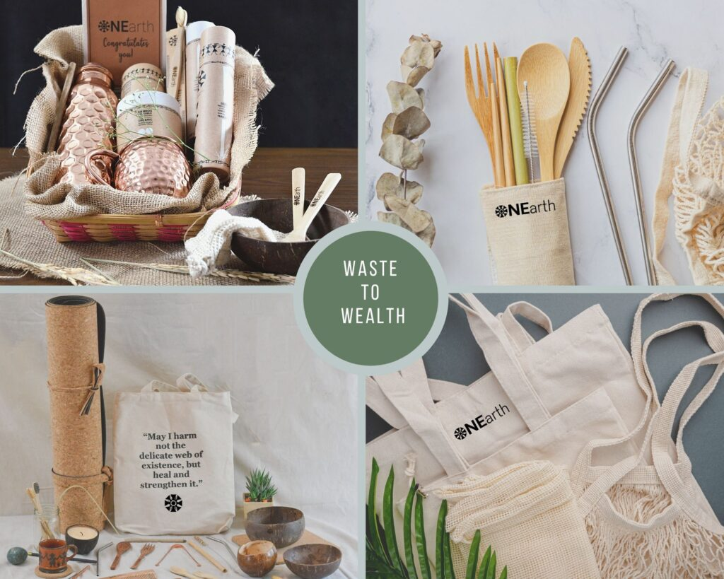 Eco-friendly Products at My ONEarth