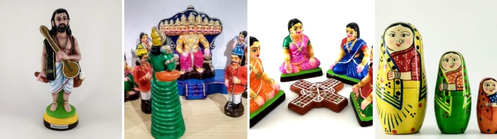 Indian Handcrafted Products at Tamaala