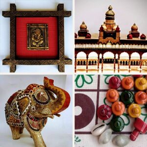 Art Merchandise Indian Handcrafted Products at Tamaala